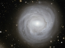 Unusual Spiral Galaxy