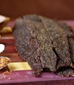 Peppered Buffalo Jerky (8 oz.)