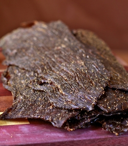 Western Strip Beef Jerky (4 oz.)
