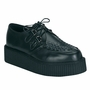 "2"" Platform Creeper Shoe * CREEPER-402"