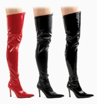 "3 3/4"" Thigh Boot * LUST-3000"