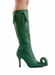 "3.5"" Elf Knee-Boot * 371-JOY"