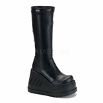 "4 3/4"" Platform Calf Boot * STOMP-300"