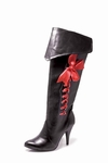 "4"" Knee High Boot * 418-PIRATE"