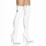 "5 1/2"" Thigh High Stretch Boot * SKY-HIGH"