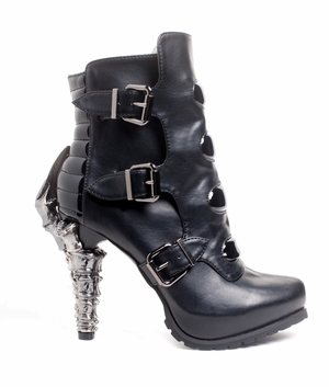 """5"""" Matrix Inspired Cyber Boots * NEO"""