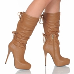 "5"" Pull Over Boot * MONA-21"