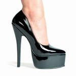 "6 1/2"" Stiletto Heel * 652-PRINCE"
