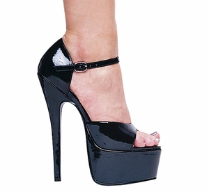 "6 1/2"" Stiletto Sandal * 652-BAMBI"
