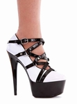 "6"" Platform Sandal * 609-LOLLY"