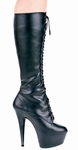 "6"" Stiletto Knee Boot * 609-JUNGLE"