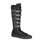 Canvas Sneaker Boot * DEVIANT-304
