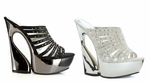 Ellie 620-LUCY, Size 8, Silver