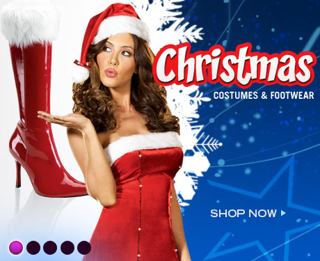 Christmas Costumes and Footwear