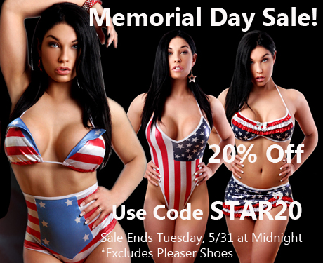 Site Wide 20% Off