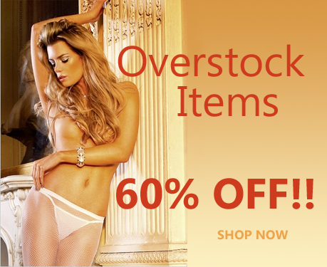 60% Off Overstock Items