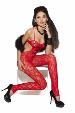 Lace Bodystocking * 8703