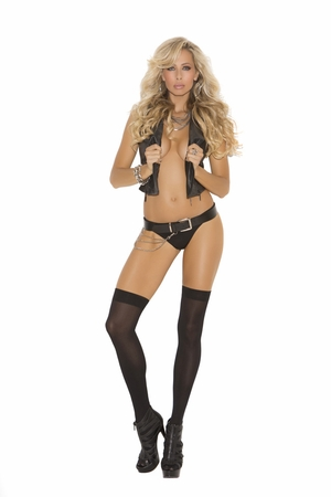 Nylon Thigh Hi * 1719