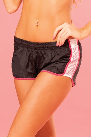 Sequin Sparkle Running Short * 26012