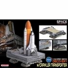 "1/400 Space Shuttle ""Discovery"" w/Crawler Transporter"