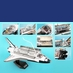 4D Vision Space Shuttle 1:72 Scale Model Kit