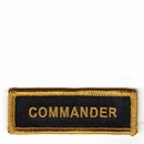 Commander Patch