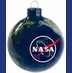 Earth Ornament, with NASA Logo