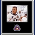 Frank Borman Apollo 8 Suitup 8 x 10 Autographed, Framed Photo (black mat)
