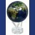 Mova Globe Revolving Satellite View of Earth 4.5-inch