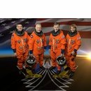 Official STS-135 Crew Portrait