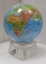 "Small Crystal Base for 4.5"" and 6"" MOVA Globes"