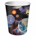 Space Blast Party Cups set of 8