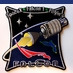 SpaceX Falcon 1 Flight 4 Mission Patch