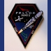 SpaceX Falcon Demo 2 Darpa USAF RTS NASA WFF patch