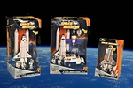 Space Shuttles and other Space Craft Toys