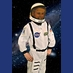 White Jr. Astronaut Suit - with Child Helmet (select size)