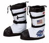 Astronauts Space Boots White