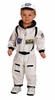 Jr. Astronaut Suit White