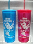 JSC I Need My Space Kids' Sippy
