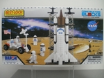 NASA Bestlock Rover and Shuttle Set