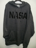 NASA Dark Gray Pullover Hoody