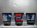 NASA JSC 5 Box Shot