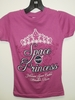 NASA JSC Space  Princess Tee