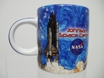 NASA JSC Starry Night Mini Mug