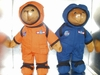 NASA USA Flightsuit Bear