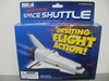 Orbiting Space Shuttle