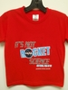 Rocket Science Tee Red