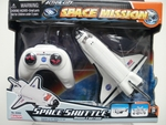 Space Mission Radio Control Shuttle