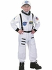 White Jr. Astronaut Suit