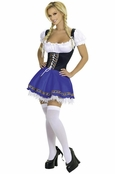 1 PC Serving Wench Costume